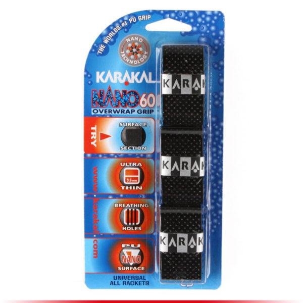 Karakal Surgrip Nano 60 Noir