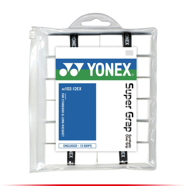 Surgrip Yonex AC 102ex x12