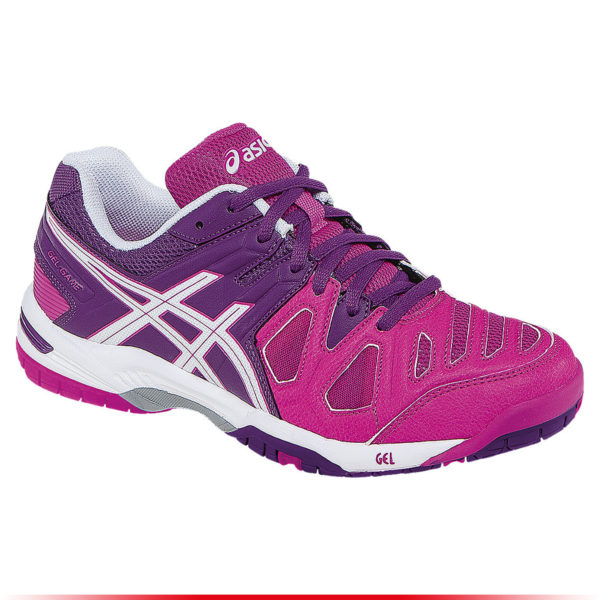 Chaussures Asics Gel Game 5 Pink Glow