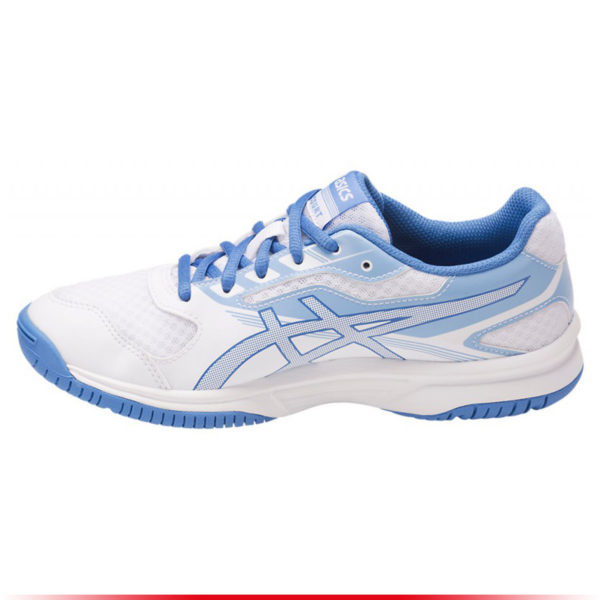 Chaussures Asics Gel Upcourt Women White Blue